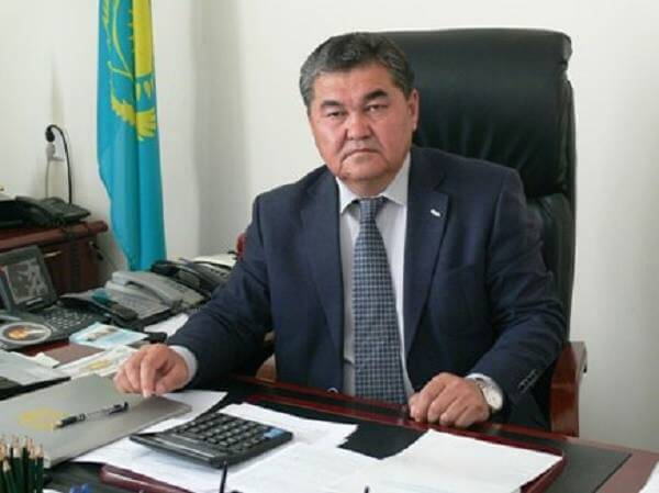 Серік Тұрбеков