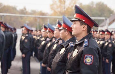 Жергілікті полиция