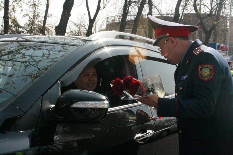 Полиция құттықтауы
