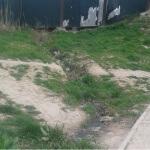 Қошқар ата бастауына қалдық су құйылуда