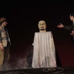 Жұмат Шанин театрында «Бас» қойылымы сахналанды