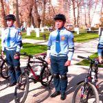 Велосипедті полицейлер үшін 1,5 млн теңге бөлінеді