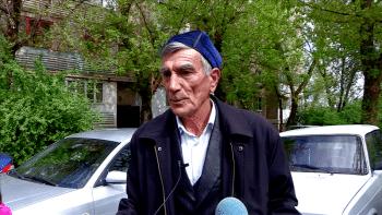 Сұлтанмұрат Ирисметов