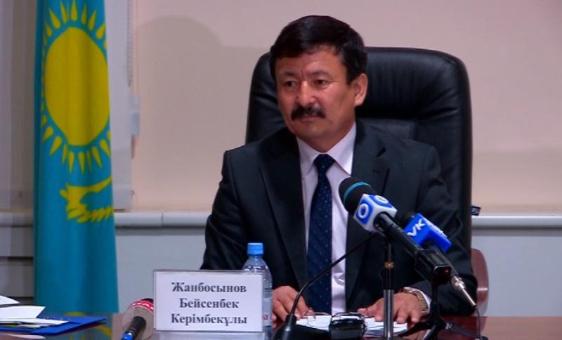 Бейсенбек Жанбосынов