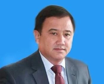 Самат Айдарханұлы Сапарбаев