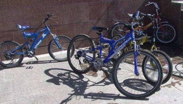 Велосипед ұрлағандар ұсталды