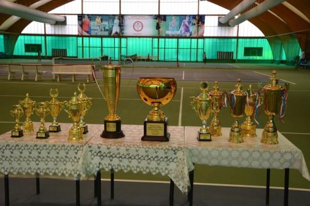 Теннистен облыс әкімінің кубогі турнирінің жеңімпаздары белгілі болды