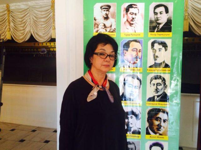 Райхан Шанина