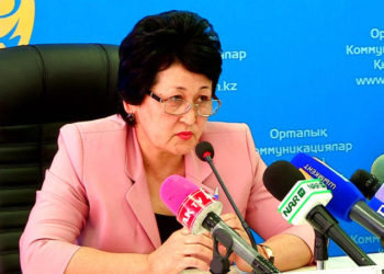 Дина Агманова
