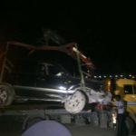Шымкентте жол апатынан екі бүлдіршін мерт болды