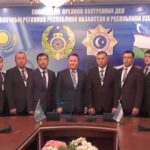 Оңтүстіктің полицейлері өзбекстандық әріптестерімен келісімге келді
