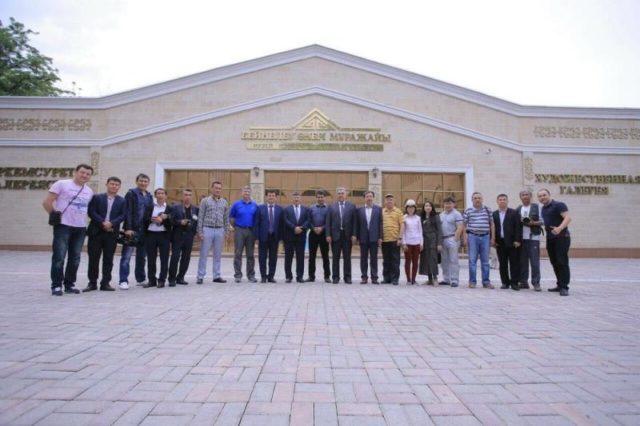 Оңтүстікте Turkestan-2016 фотокөрмесі басталды