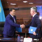 Шымкентке Павлодар облысынан делегация келді