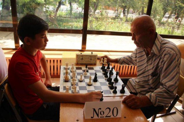 Қазығұртта шахматтан республикалық турнир өтті