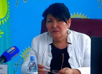 Қалима Жантөреева