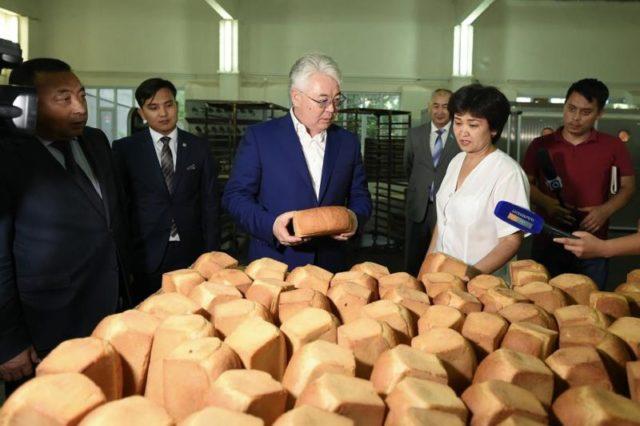 Астана күніне орай Түлкібаста бірқатар әлеуметтік нысандар ашылды
