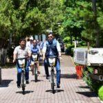 Shymkent bike жобасының алғашқы станциясы 9 шілдеде ашылады