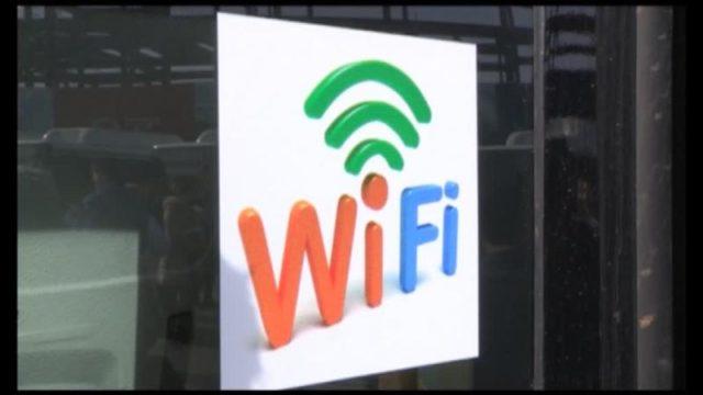 Шымкенттегі қоғамдық орындарда Wi-Fi жоқ