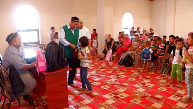 Оңтүстіктің имамдары оқушыларды қуантты