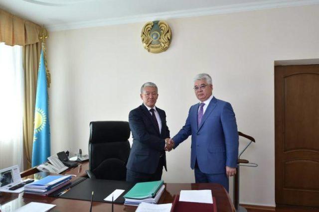 Парманов Бұхарбай