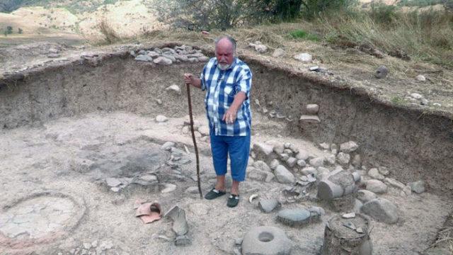 Шымкенттің археологтары б.з.д. ІІ ғасырдағы қазбаны тапты