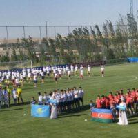 Оңтүстікте Президент кубогіне арналған халықаралық турнир басталды
