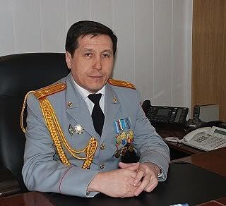 Сүлейменов Жанат Қуанышұлы.