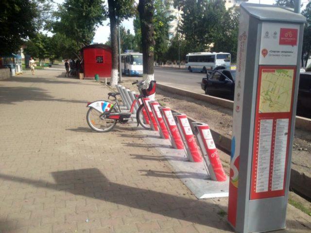 «Shymkent Bike» жобасы