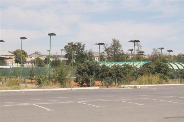 ұлттық теннис орталығы