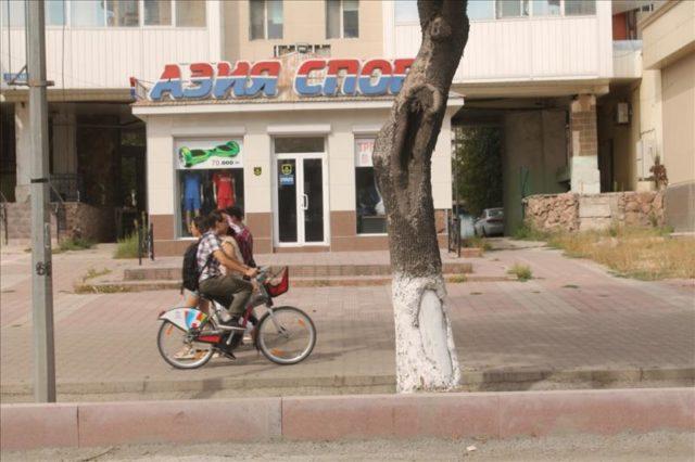 «Shymkent Bike»