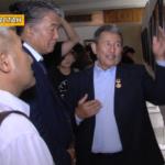 Қырғызстандағы алғашқы қазақ суретшісінің жеке көрмесі