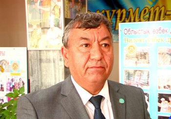 Икрам Хашімжанов