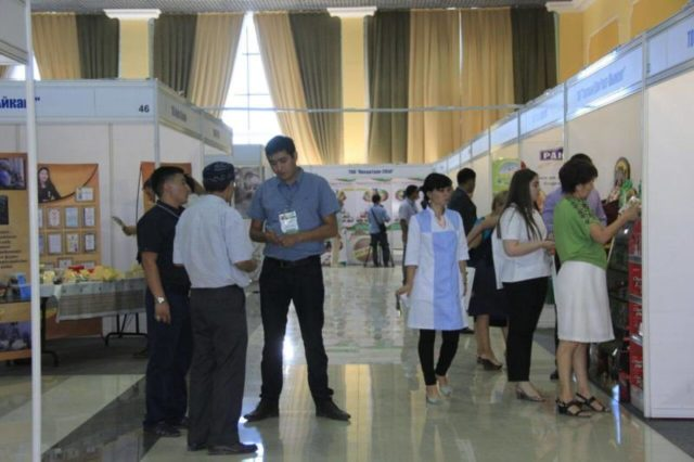 AgroProm Shymkent - 2016