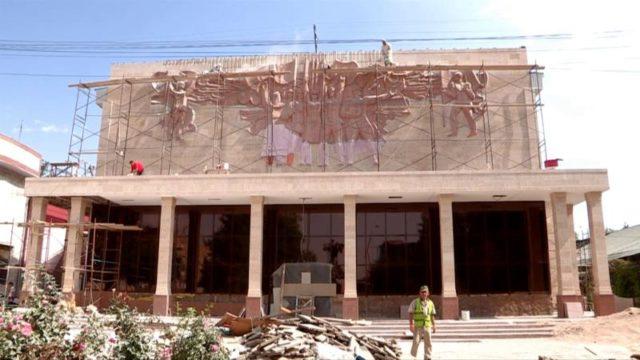 Жастар ресурстық орталығының ғимараты жаңарады