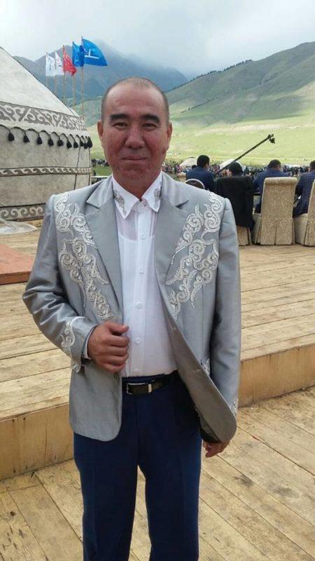 Жарқынбек Наушабеков