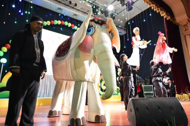 Оңтүстікте қайырымдылық концерті өтіп, жиналған қаржы балаларға жұмсалады