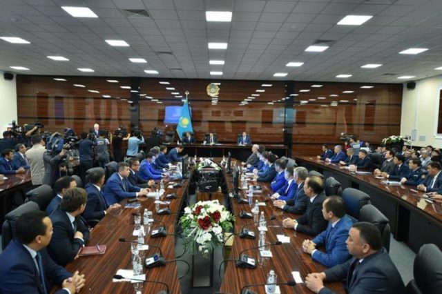 Оңтүстік Қазақстан облысына жаңа әкім тағайындалды