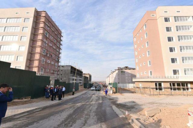 ОҚО әкімі Шымкент активімен танысып, қаладағы құрылысты аралады