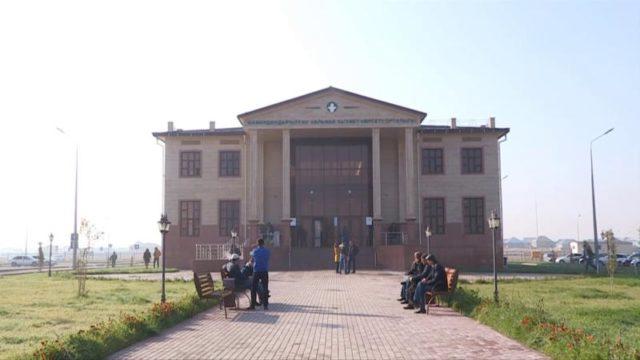 Шымкентте мамандырылған халыққа қызмет көрсету орталығы қызмет көрсетуде