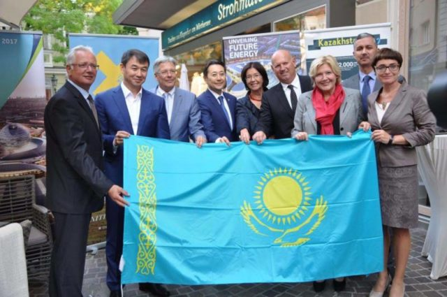 Оңтүстік Қазақстан облысының делегациясы Австрияға барды