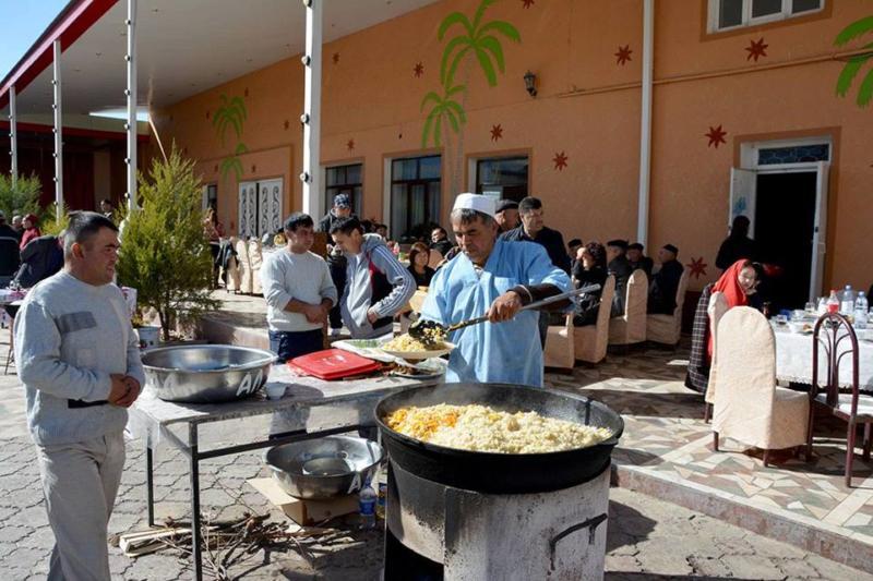Шымкентте «Достық дастарханы» дәстүрлі палау фестивалі өтті