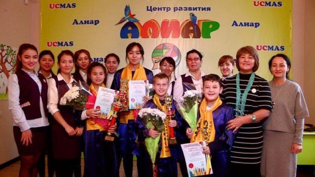 Қазақстанның оқушылары Дубайдан жүлделі оралды