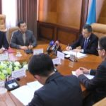 Оңтүстікке Қырғызстаннан делегация келді