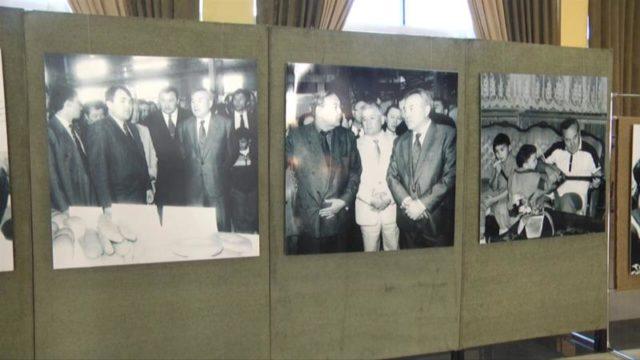 Шымкентте Қазақстан Президентіне арналған фотосуреттер көрмесі ашылды