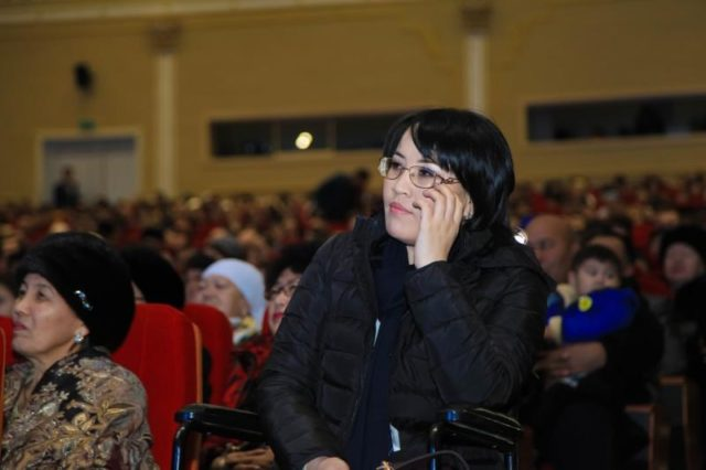 Оңтүстіктің өнерпаздары Шымкентте қайырымдылық концерт берді