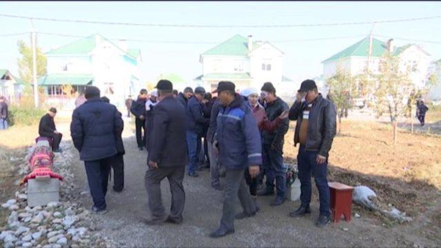 Алматыдағы өрттен мерт болғандар жерленді