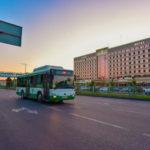 16 желтоқсан күні тегін автобустар жүреді