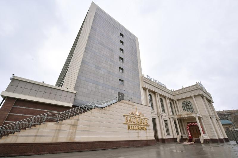 Шымкентте «Сәукеле» заманауи конференц залы ашылды