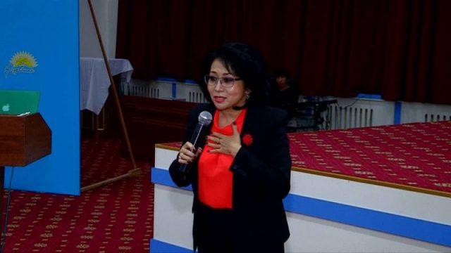 Оңтүстікке Президент жанындағы мемлекеттік басқару академиясының профессоры келді