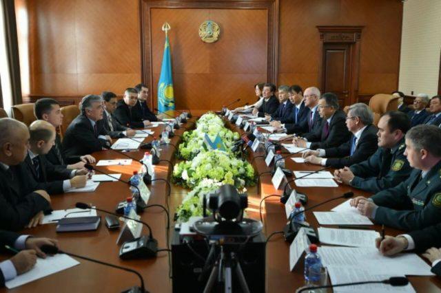 Мақтааралдан Өзбекстанға қатынайтын жол ашылады